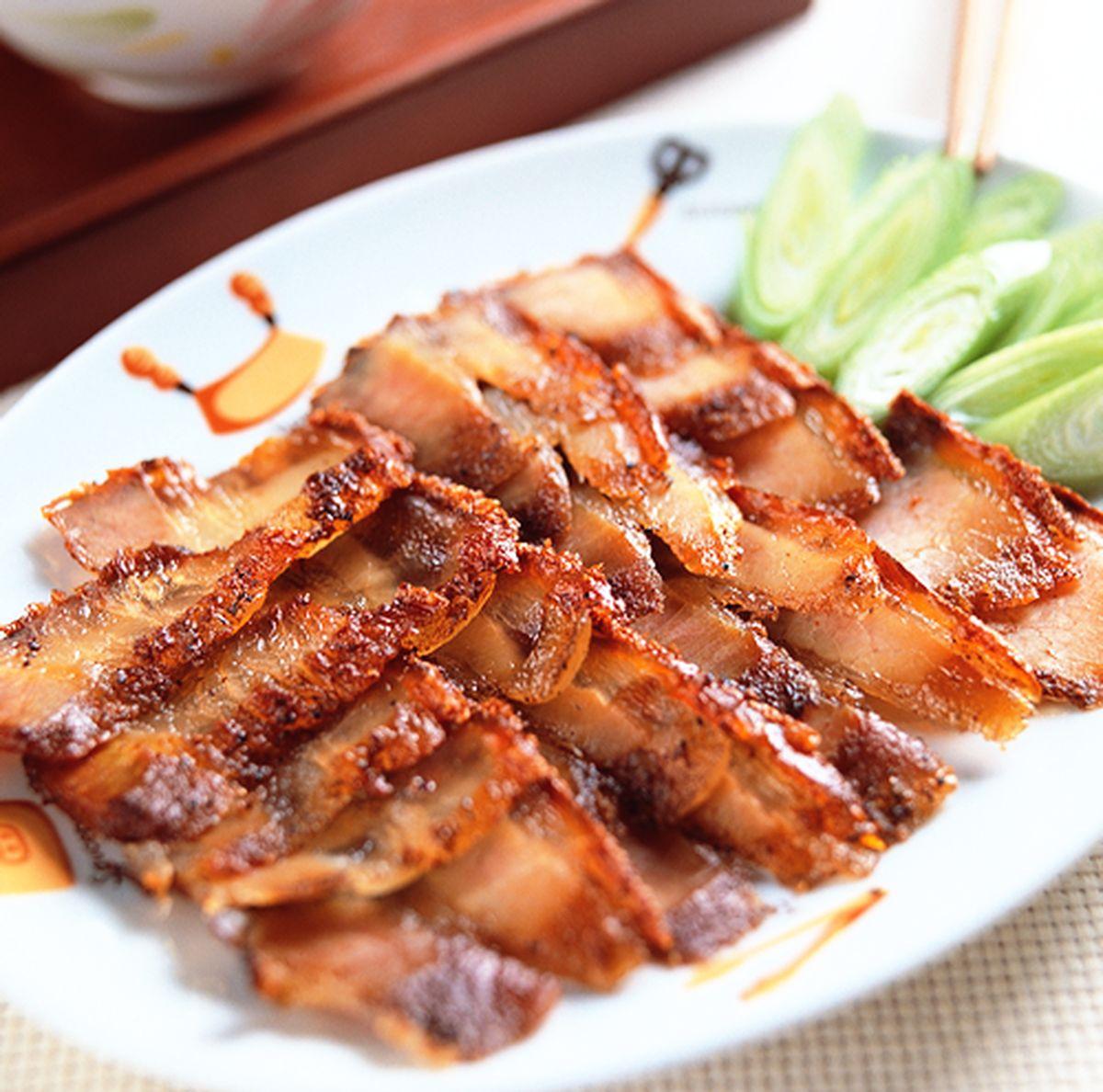 食譜:鹹豬肉(1)