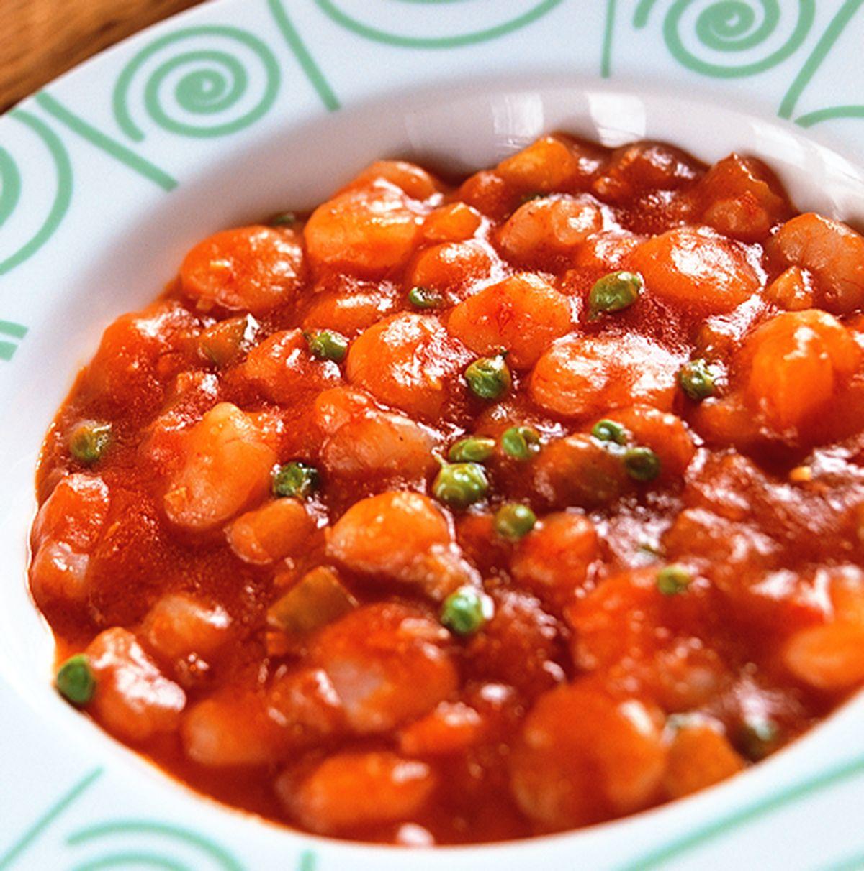 食譜:番茄蝦仁