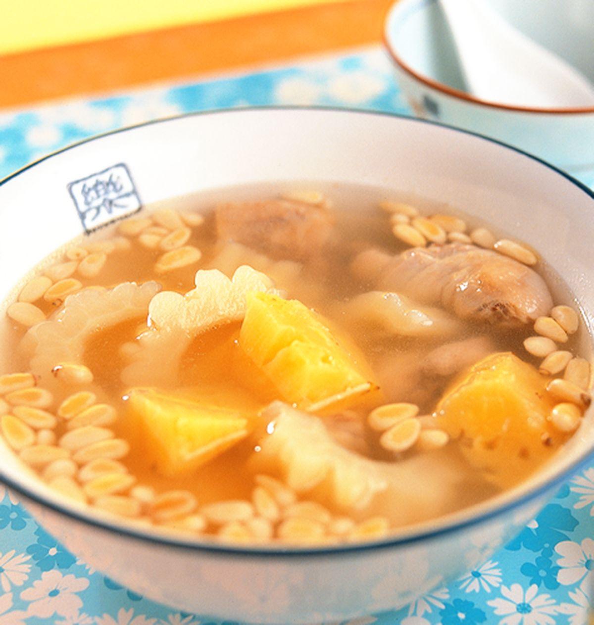 食譜:鳳梨苦瓜雞(1)