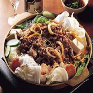 韓國烤肉火鍋