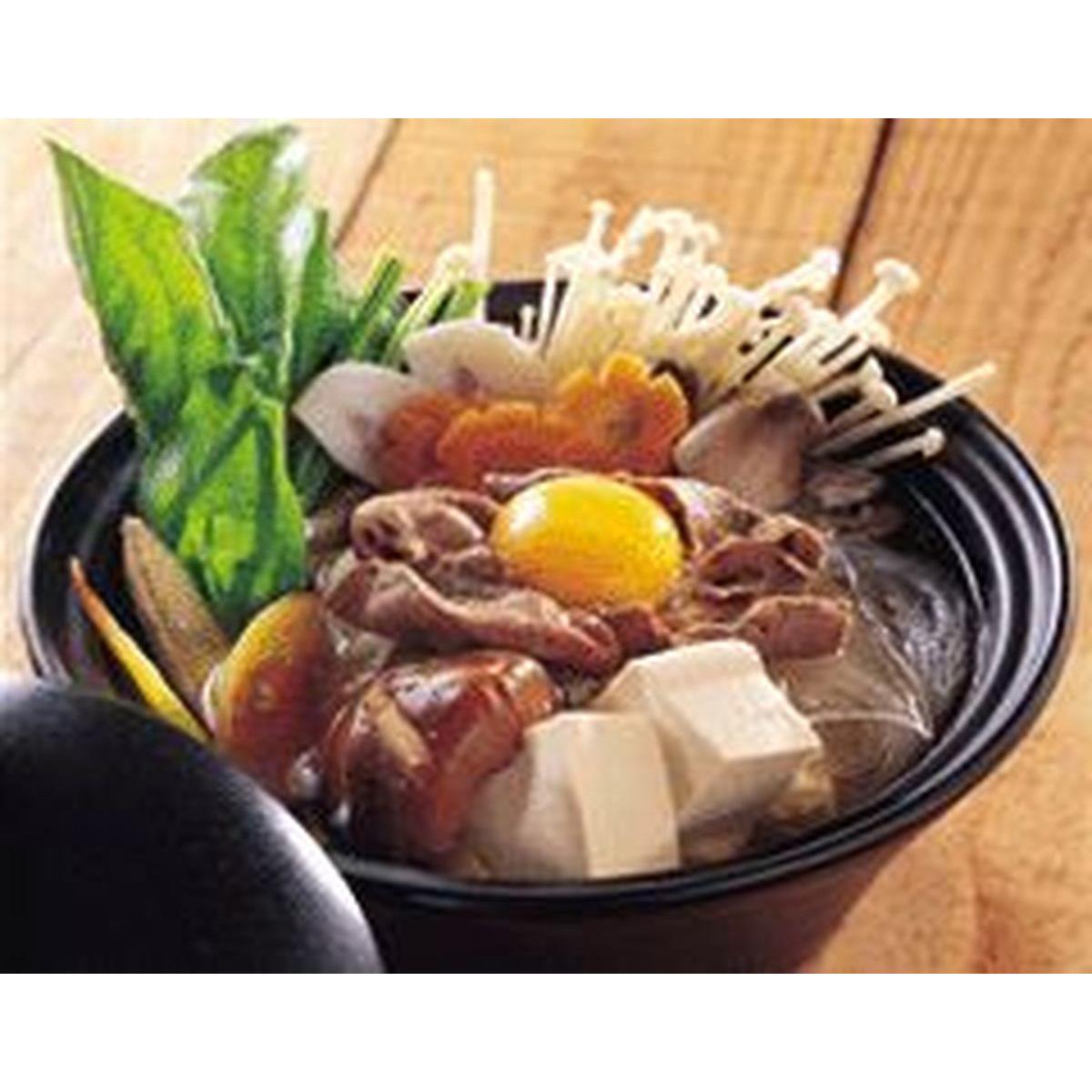 食譜:日式小火鍋