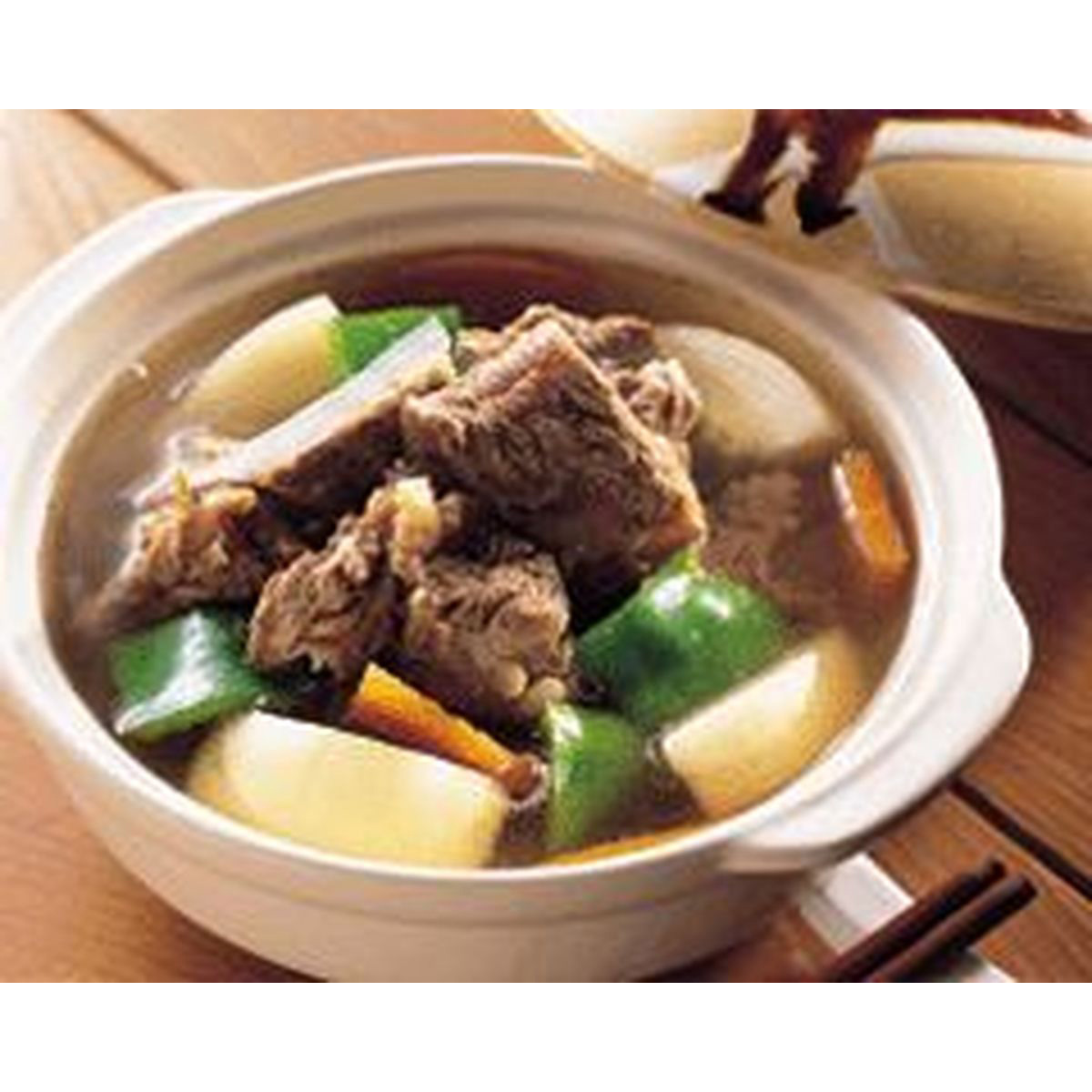 食譜:牛雜火鍋