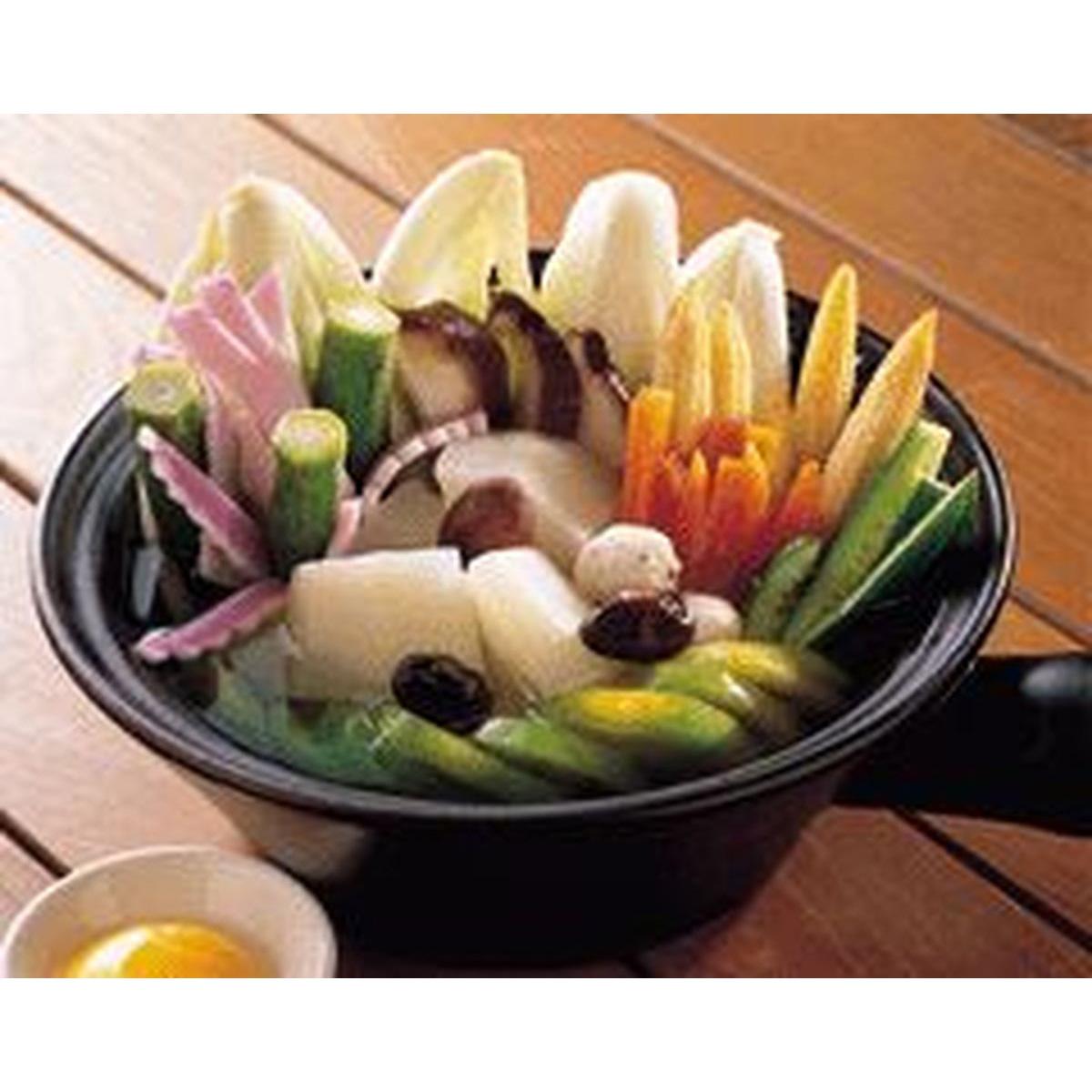 食譜:蔬菜火鍋