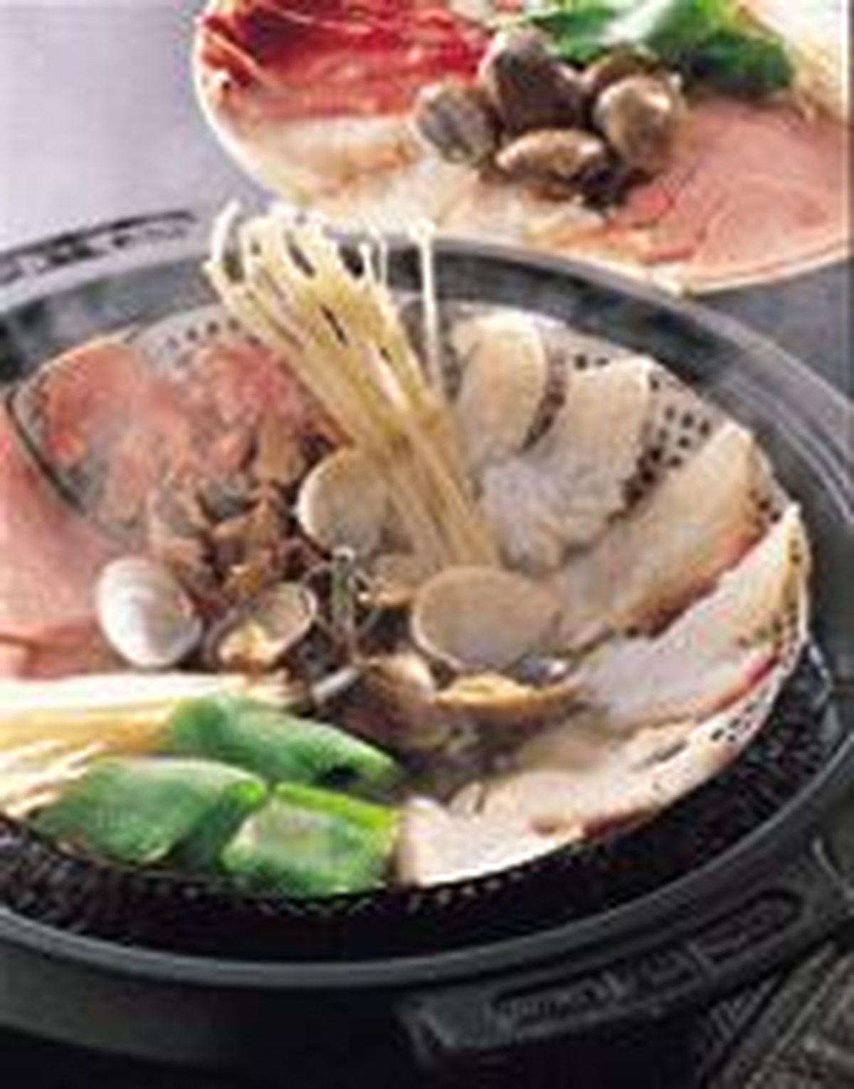 食譜:蒸氣火鍋