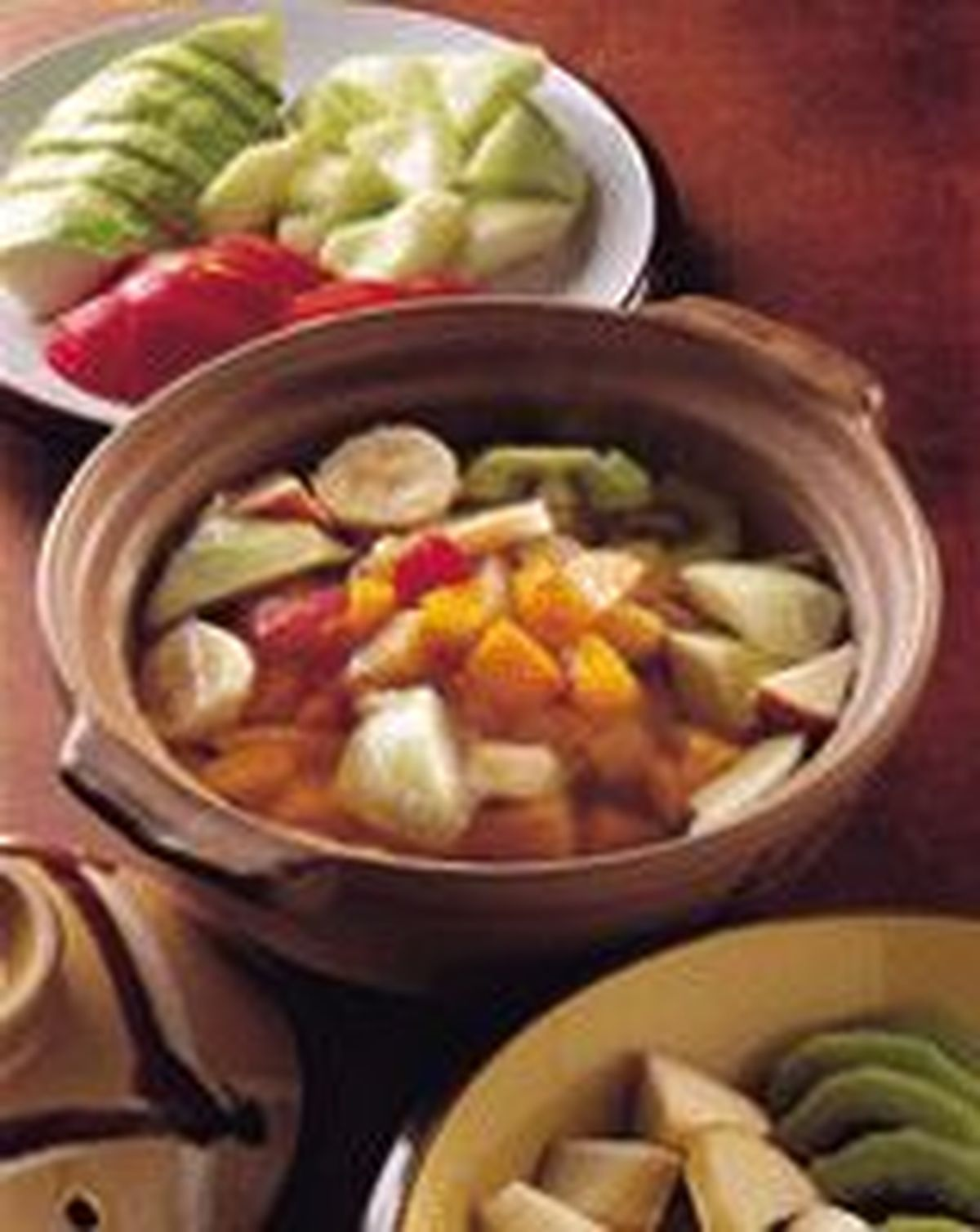 食譜:水果火鍋