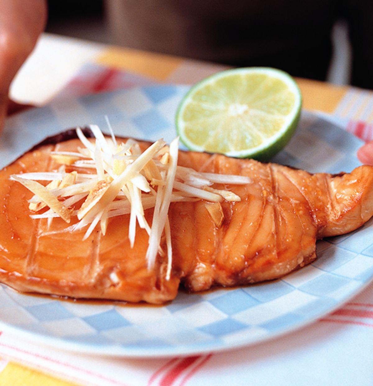 食譜:薑汁魚片