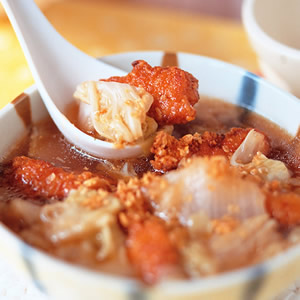 土魠魚羹(2)