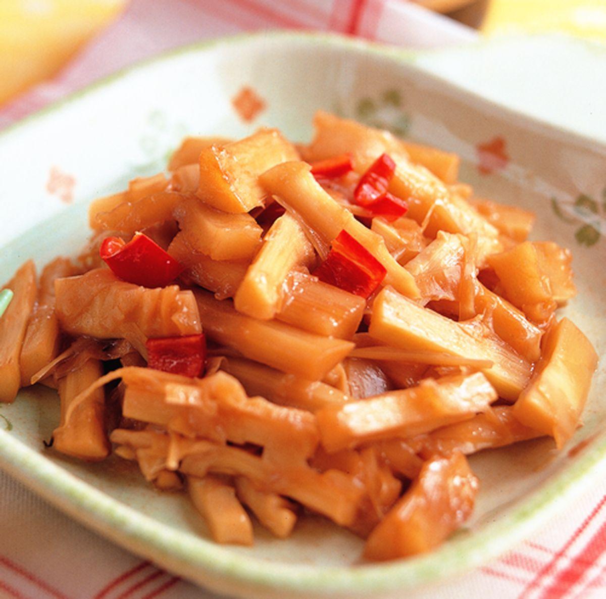 食譜:香燜桂竹筍