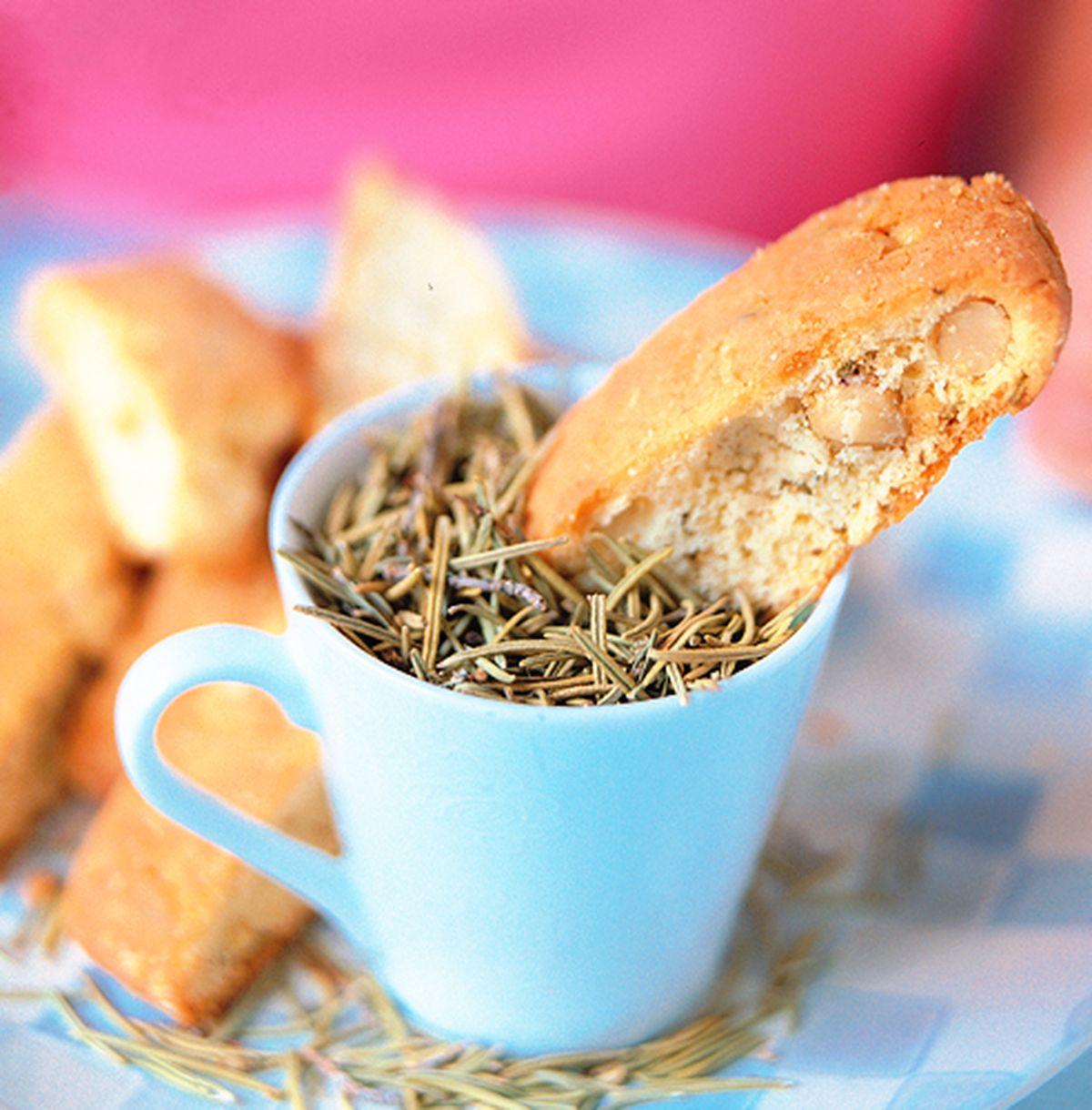 食譜:迷迭香起司義式酥餅