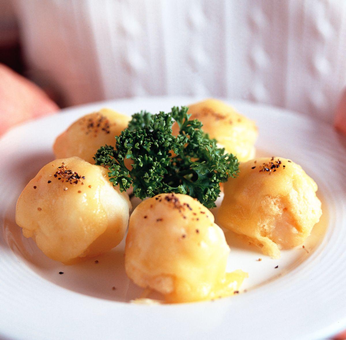 食譜:馬鈴薯球