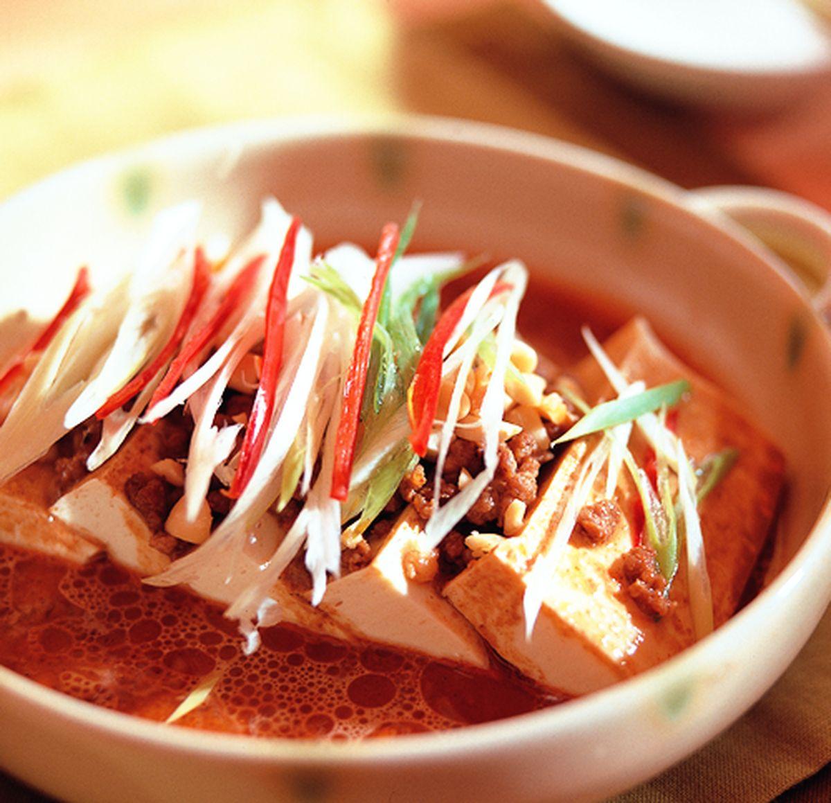 食譜:麻醬豆腐