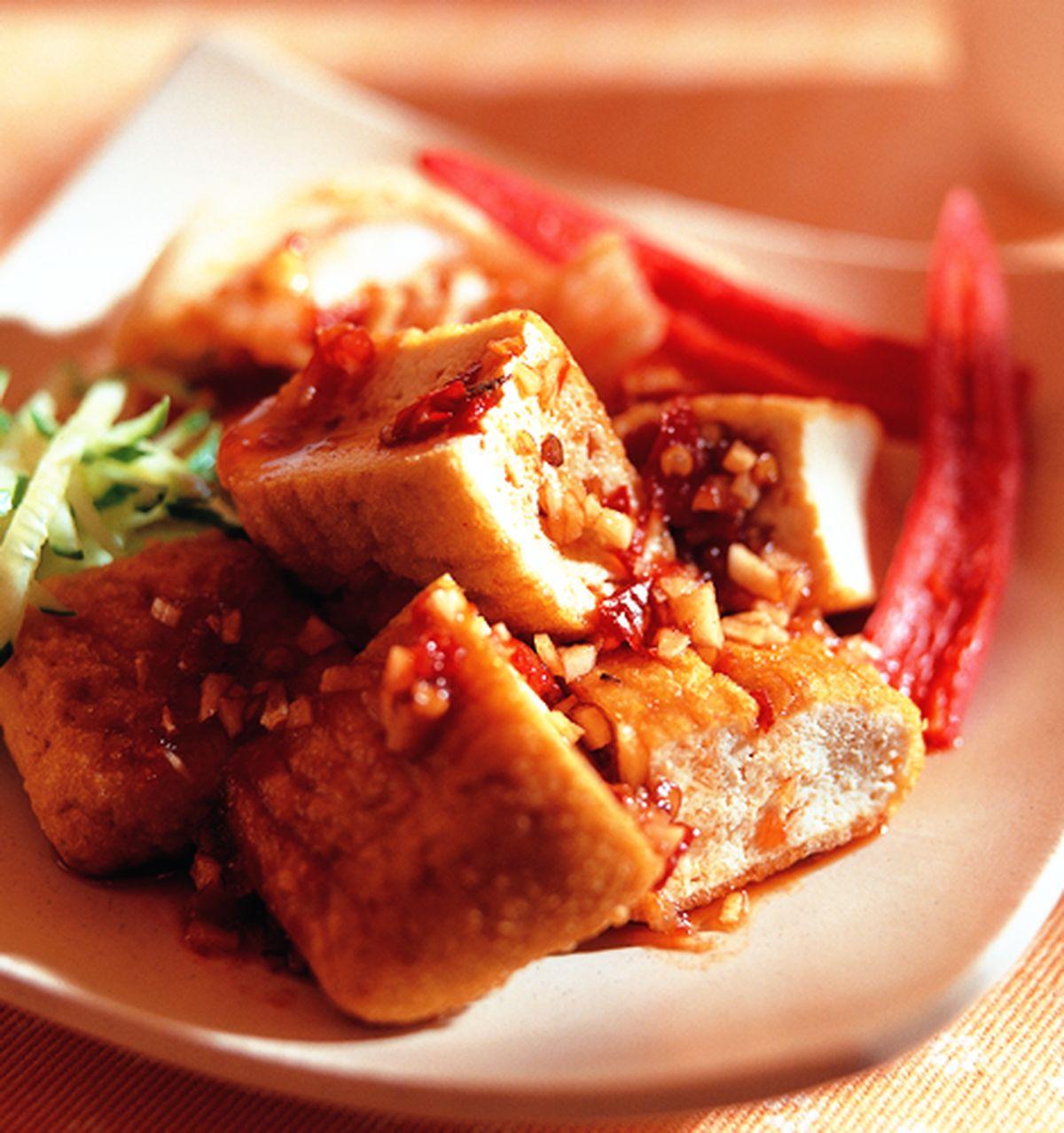 食譜:傳統臭豆腐