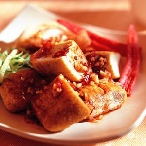 傳統臭豆腐