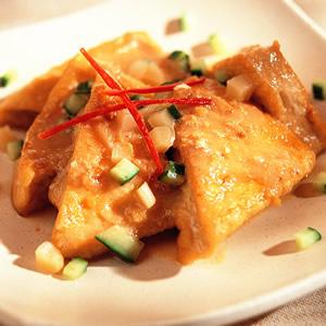 乾燒味噌豆腐