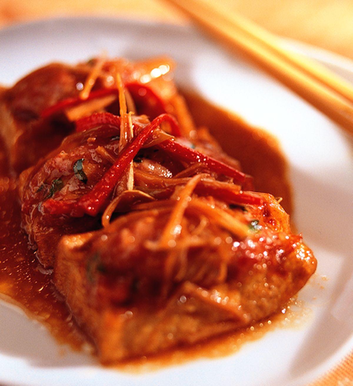食譜:釀豆腐(1)