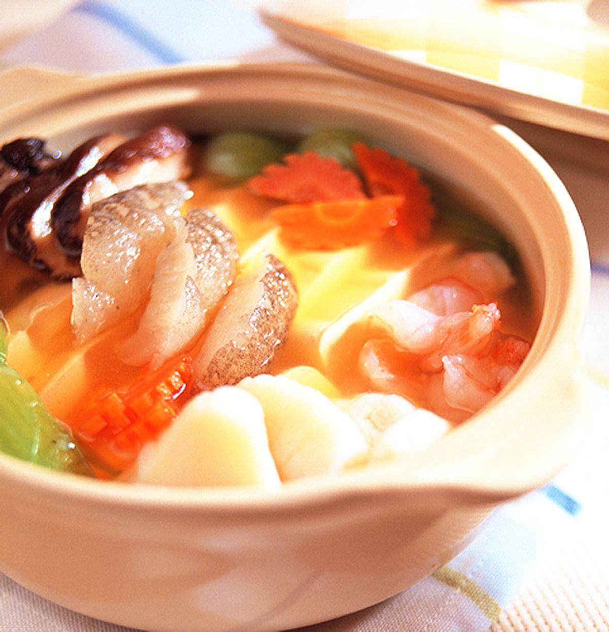 食譜:一品豆腐煲