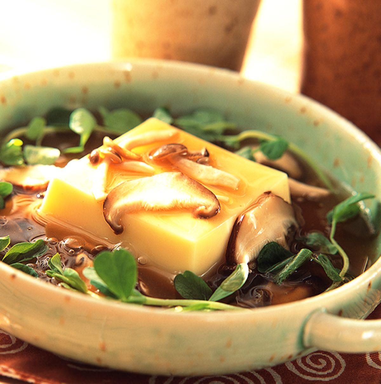食譜:山野椎茸芙蓉