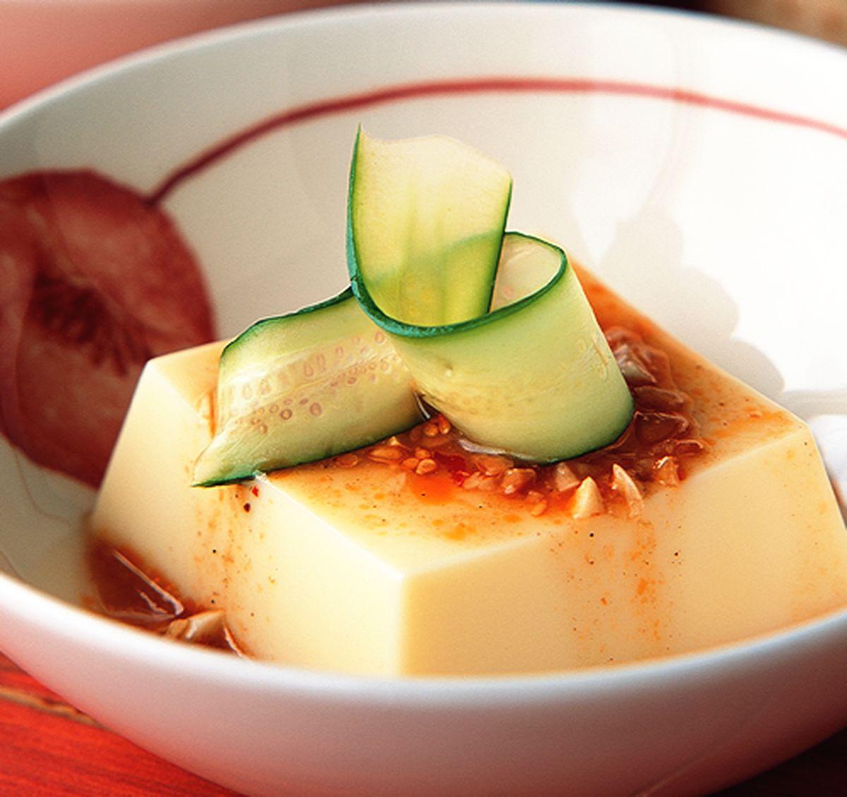 食譜:麻香辣蓉豆腐