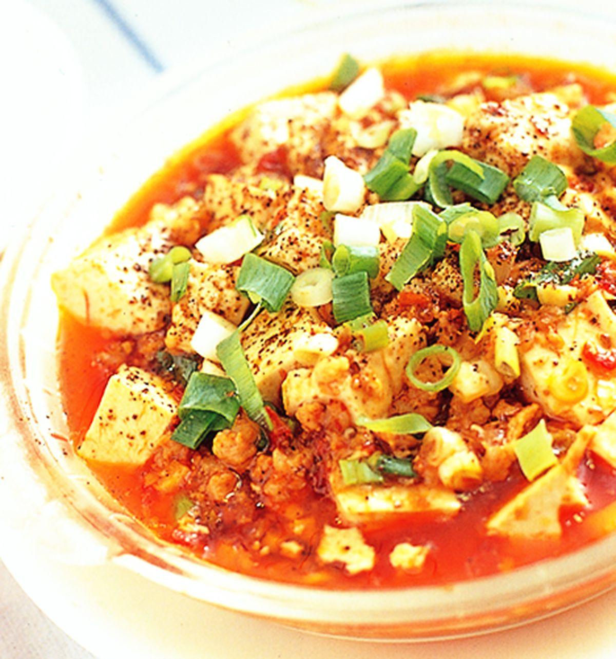 食譜:麻婆豆腐(5)