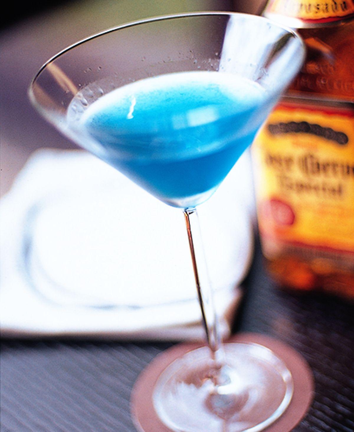 食譜:Sapphire-Margarita