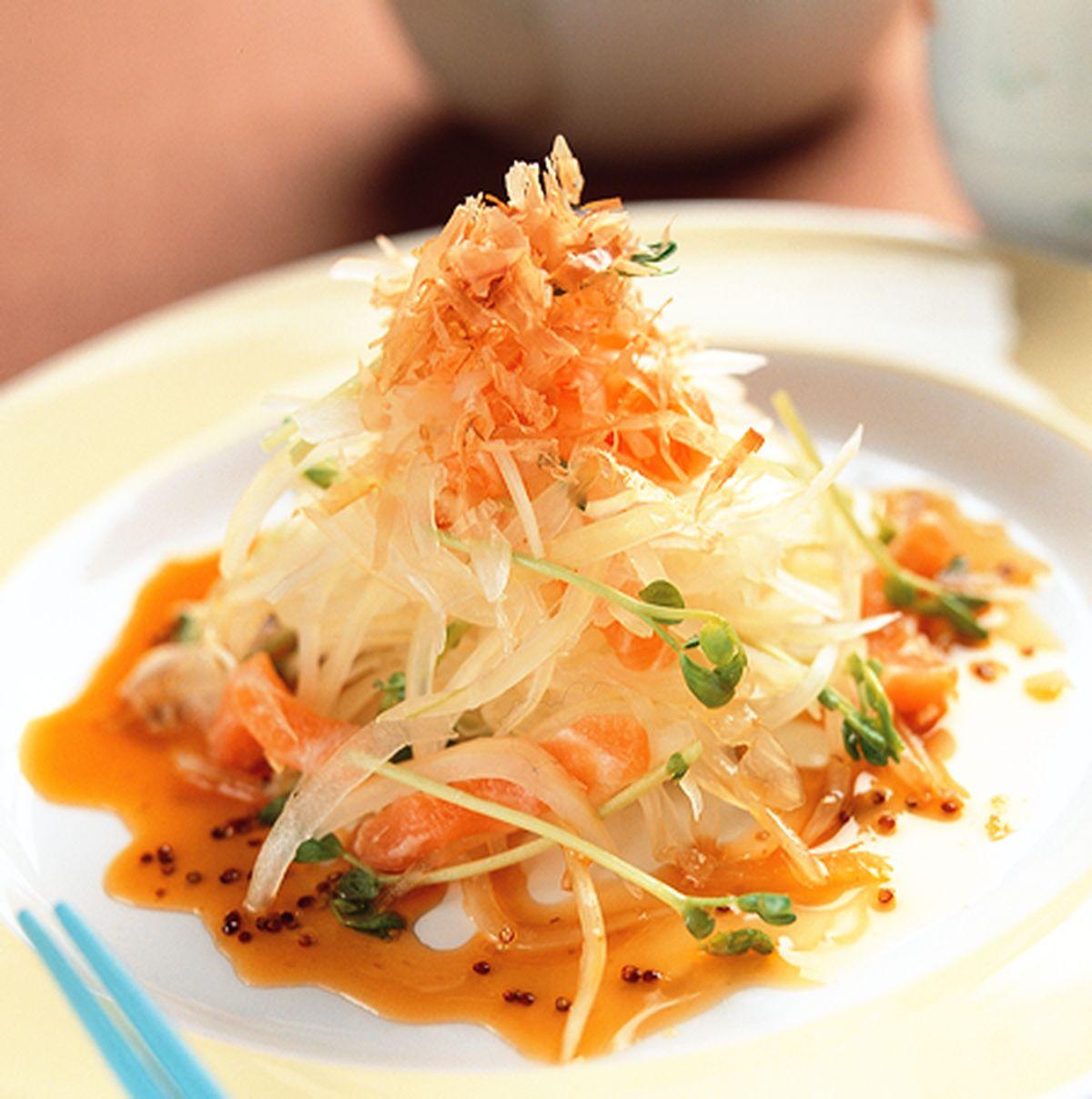 食譜:涼拌洋蔥鮮鮭