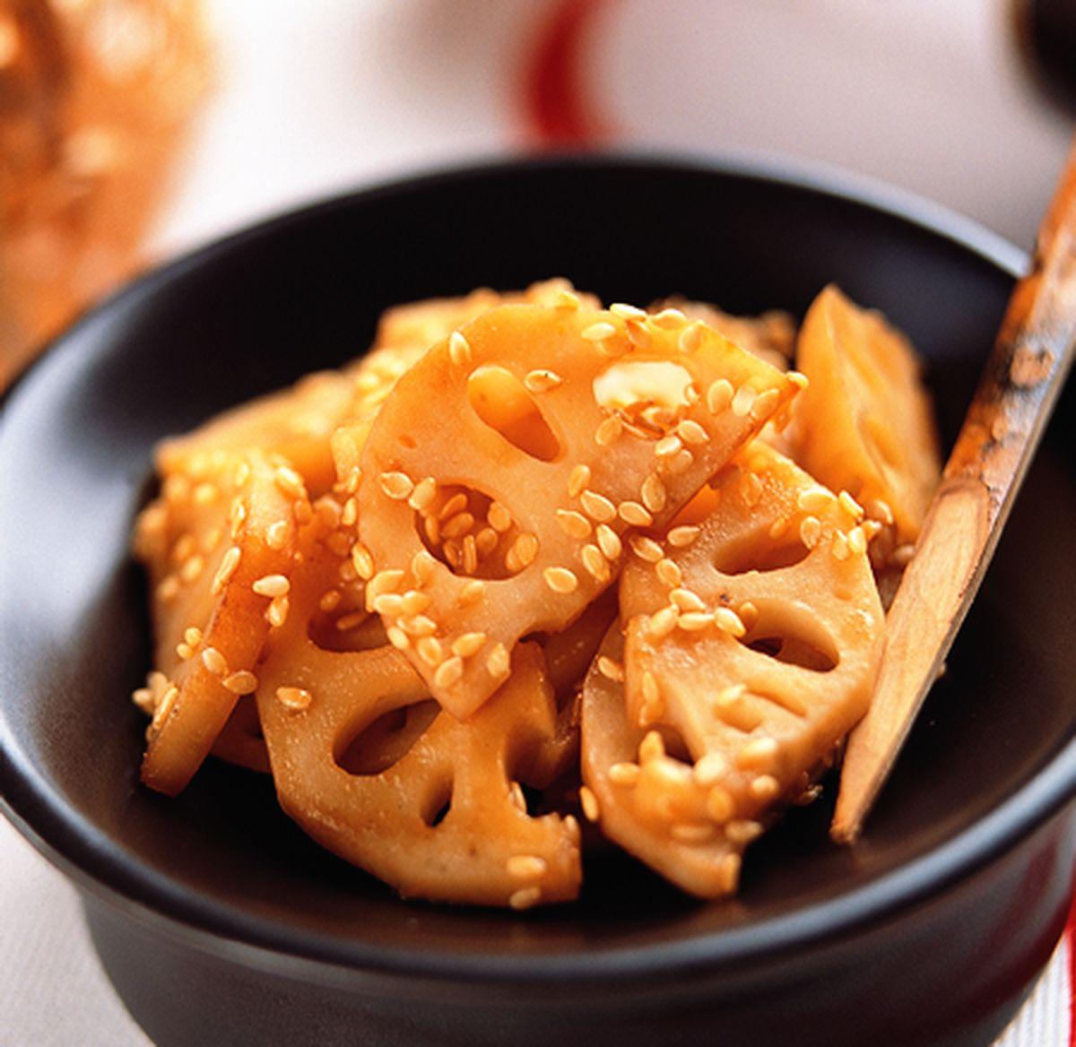 食譜:金平蓮藕