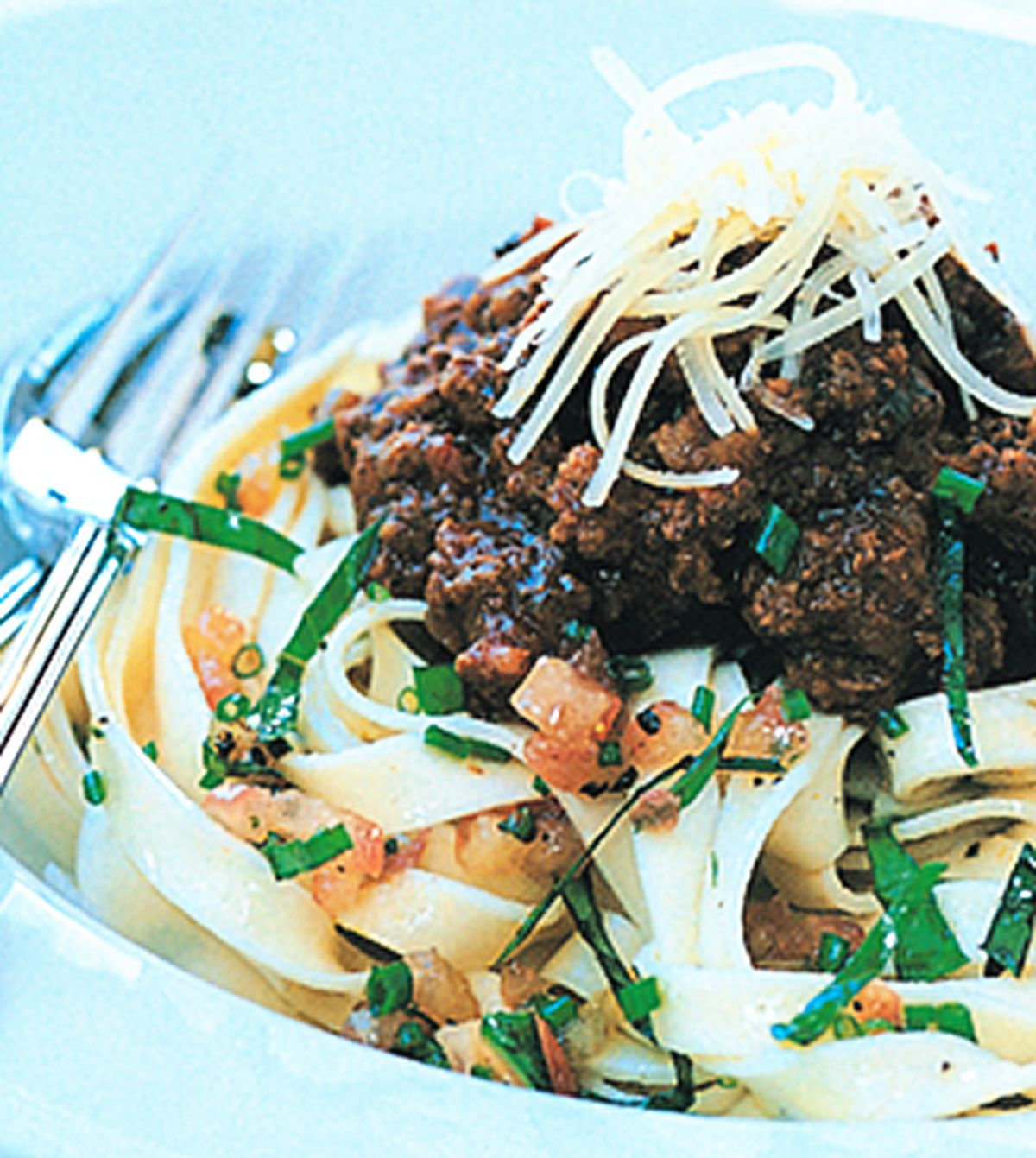 食譜:牛肉義大利麵