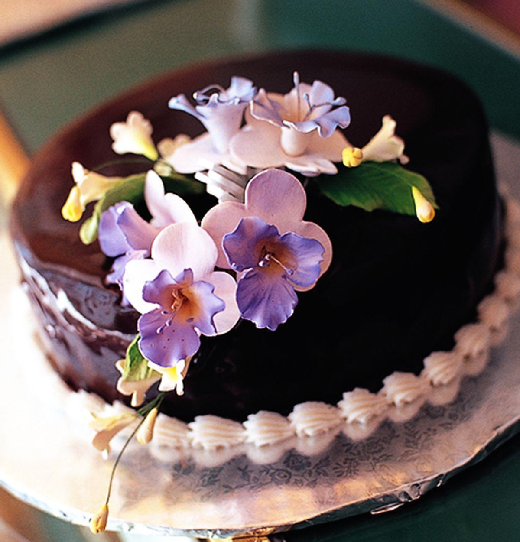 食譜:歐式干那斯巧克力蛋糕