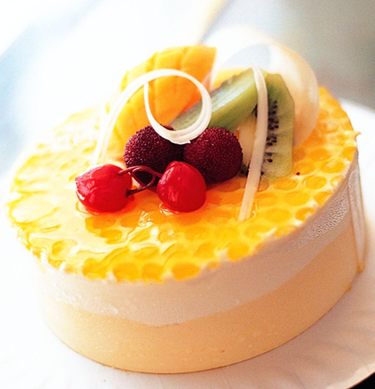 食譜:仲夏夜的水果慕斯