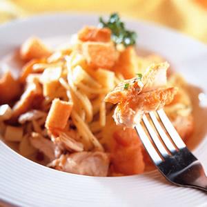 起士雞肉義大利麵