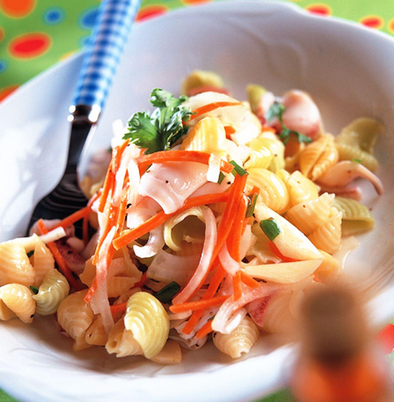 食譜:義式墨魚麵