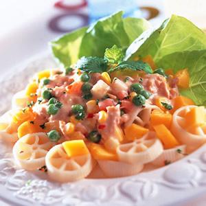 芒果鮪魚沙拉