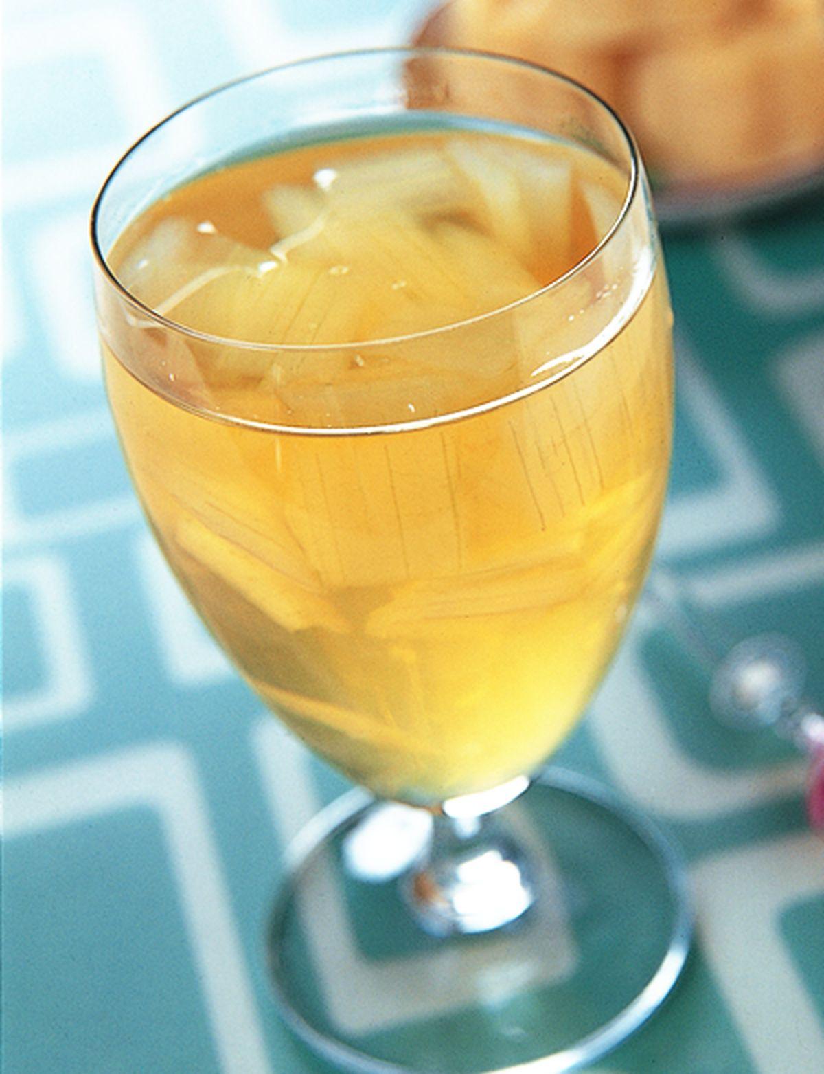 食譜:蘆薈醋飲