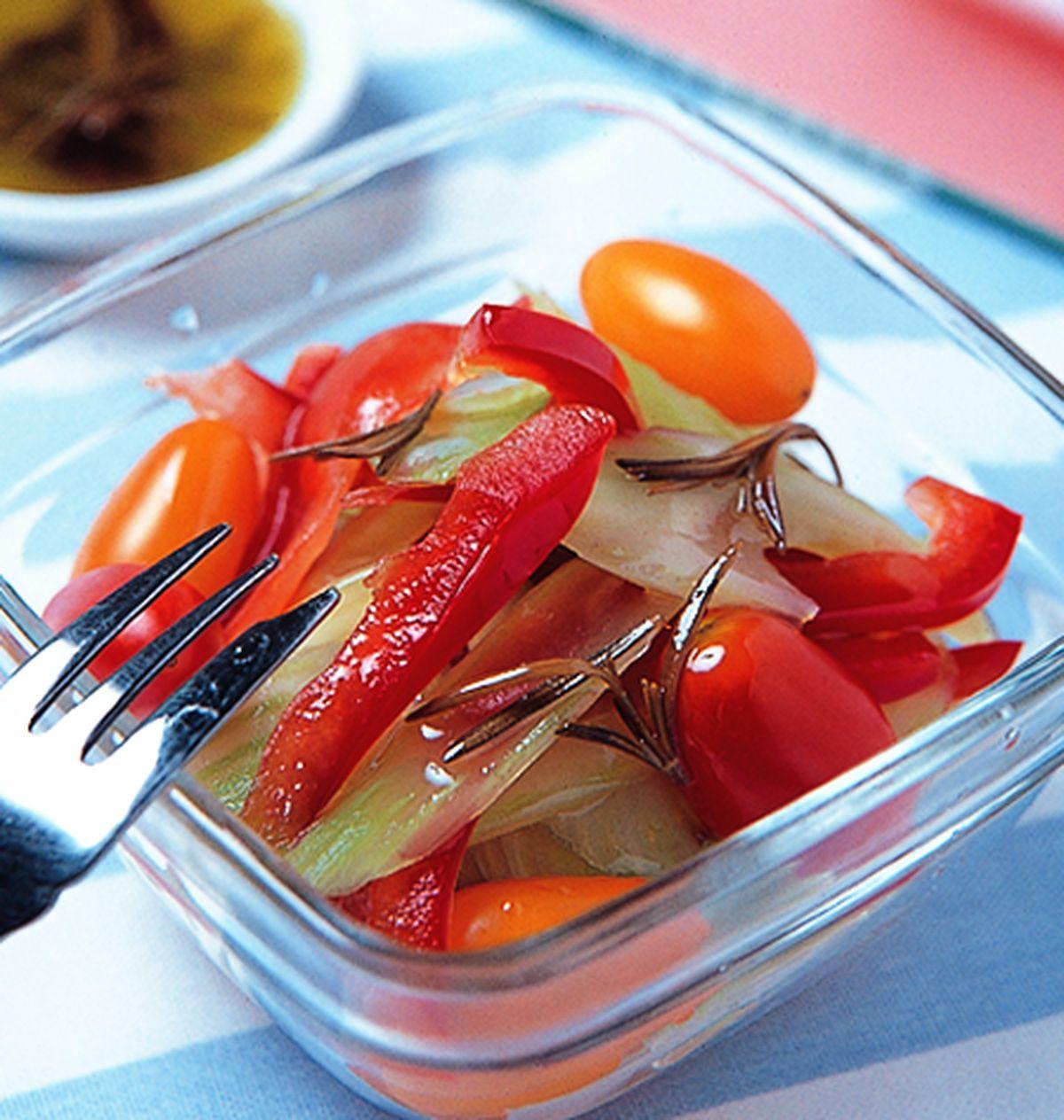 食譜:義式油醋汁沙拉