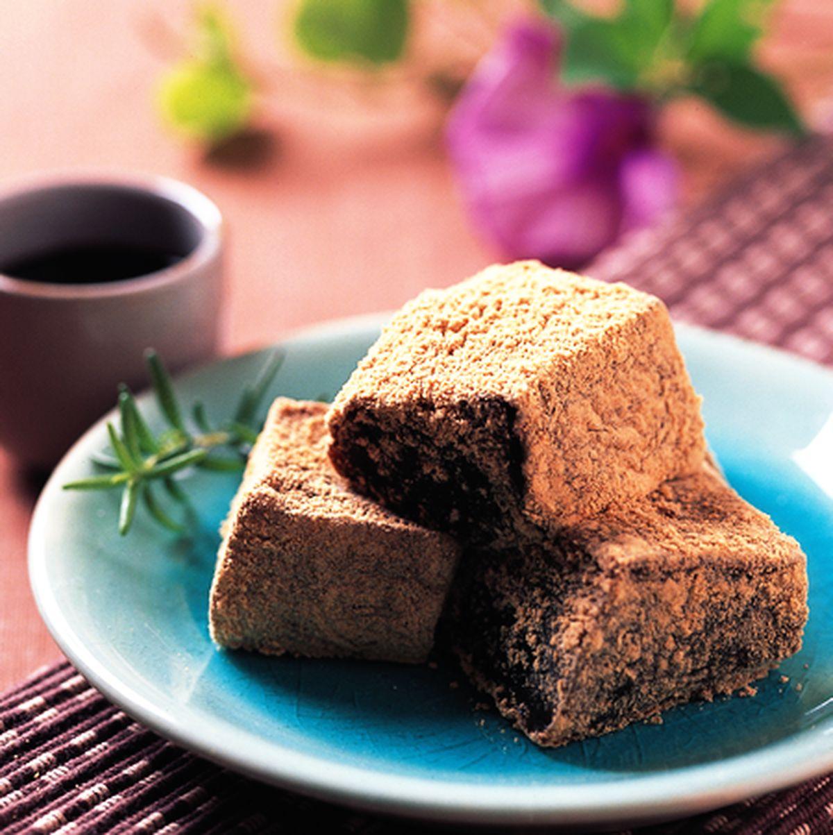 食譜:黑糖餅