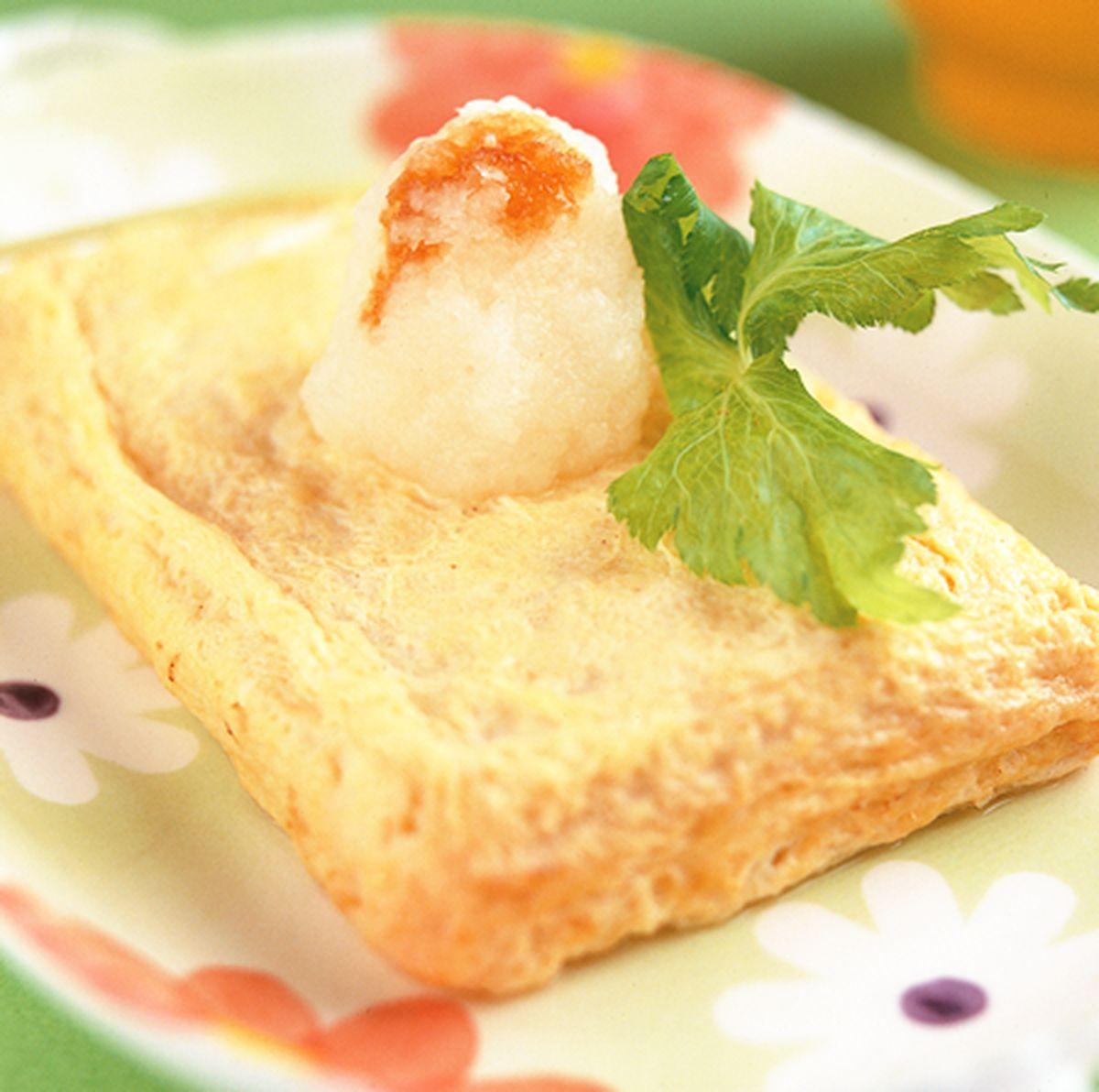 食譜:高湯風味厚蛋煎