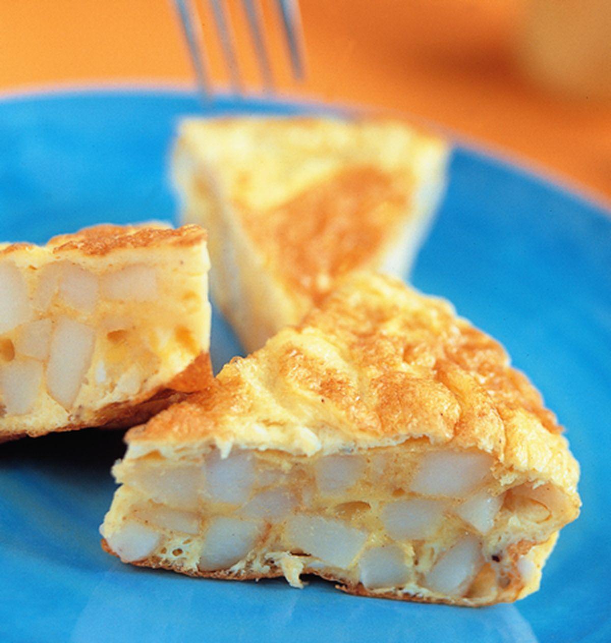 食譜:西班牙烘蛋