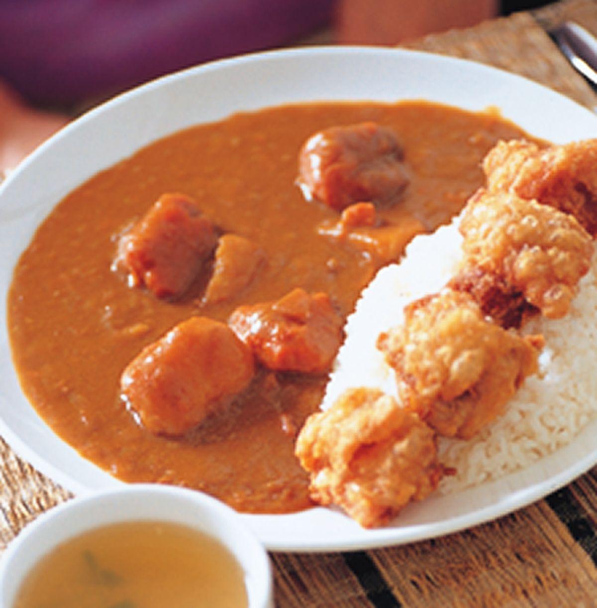 食譜:咖哩雞排
