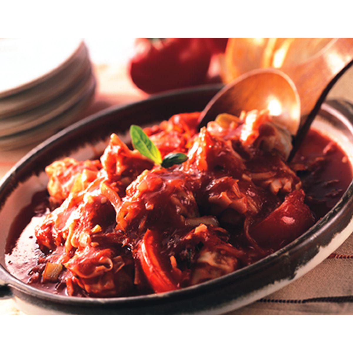 食譜:紅醬雲吞
