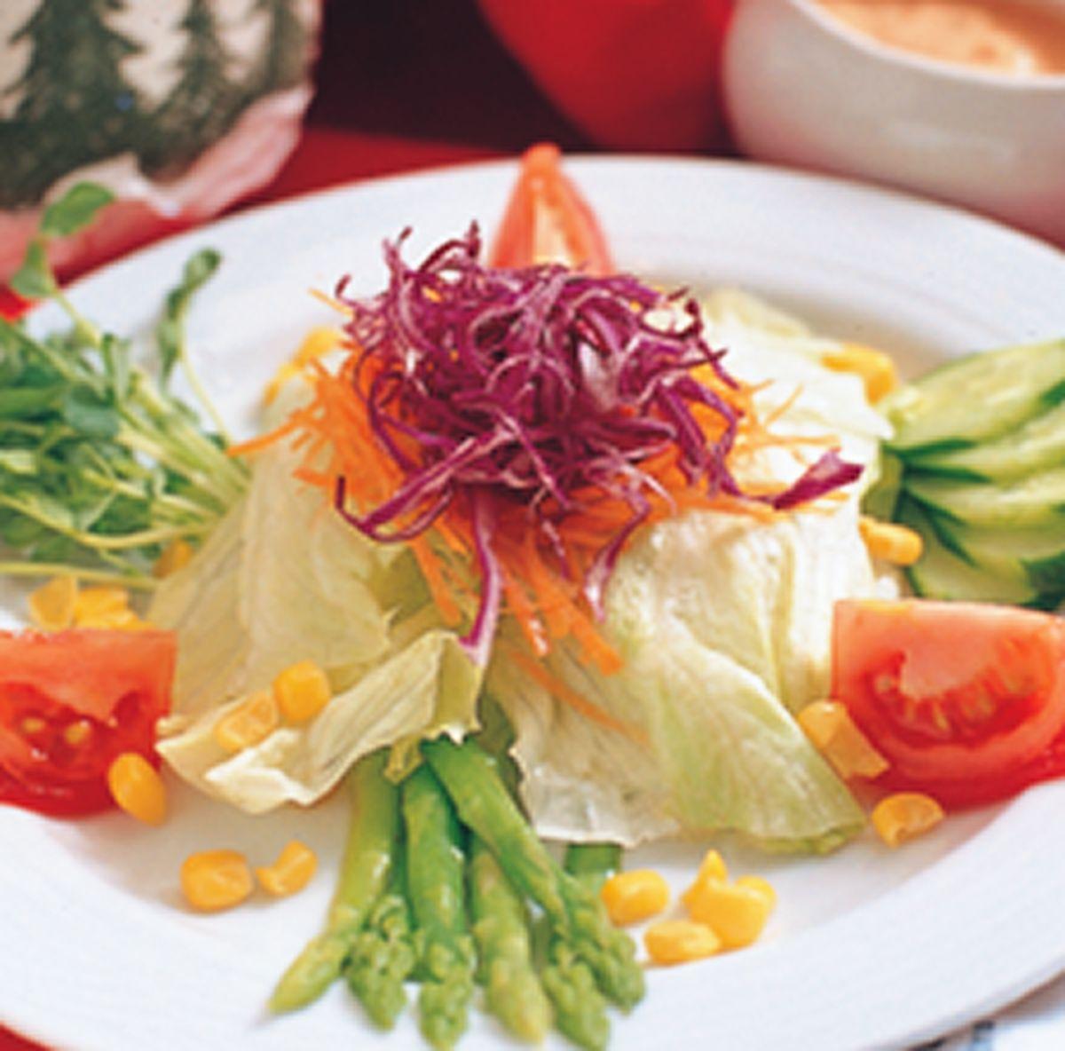 食譜:義式什錦沙拉