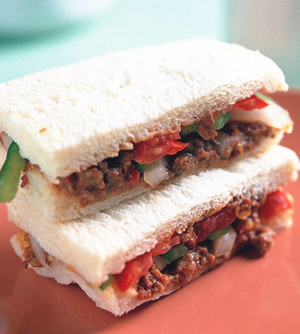 食譜:義式碎牛肉三明治
