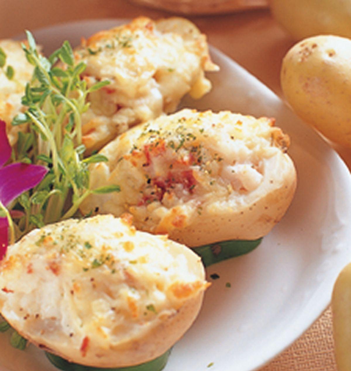 食譜:香烤馬鈴薯