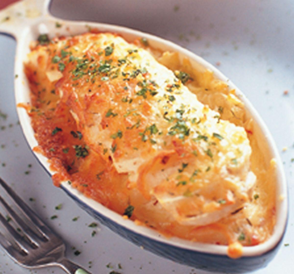 食譜:焗烤馬鈴薯(1)