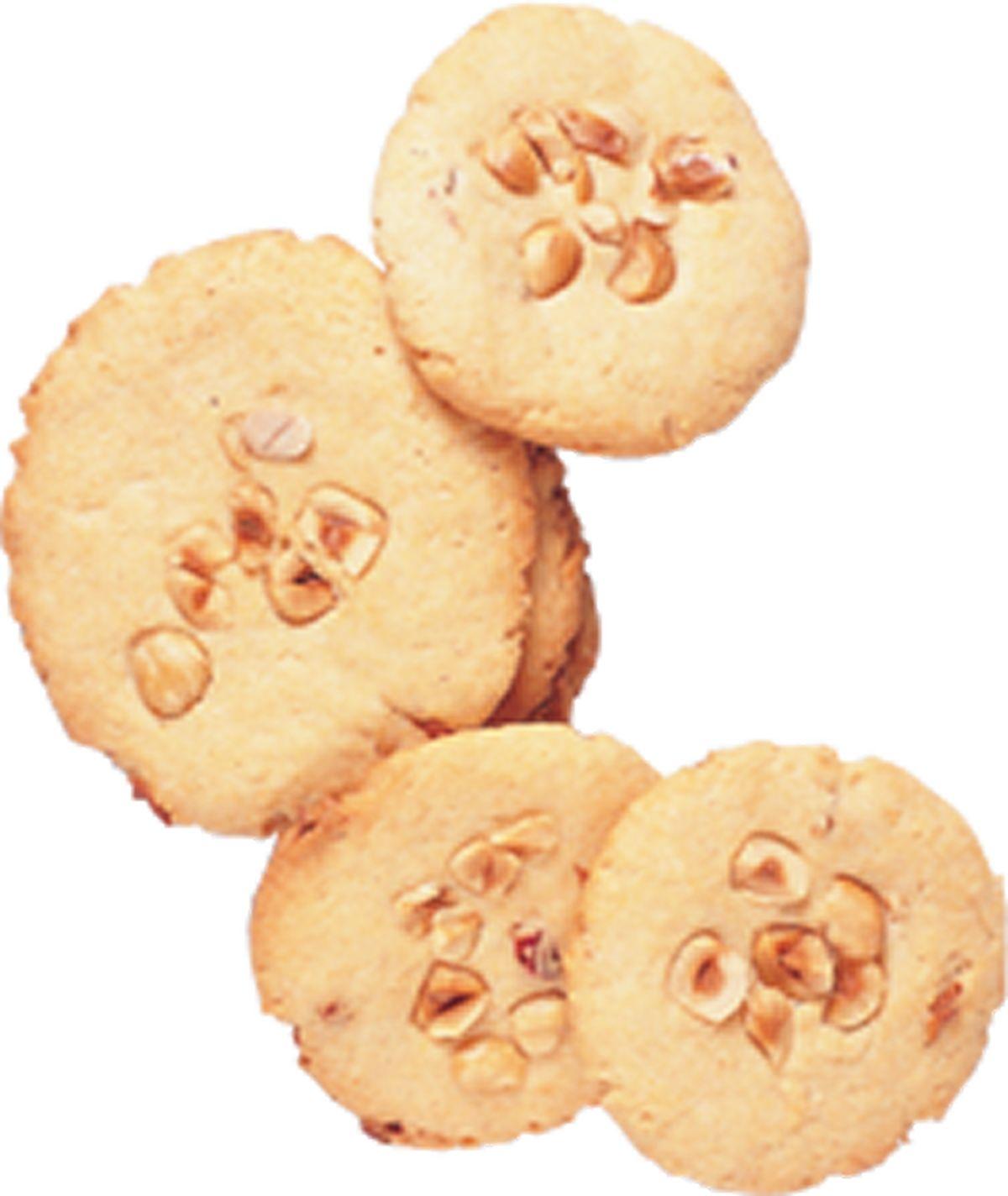 食譜:榛果玫瑰餅乾