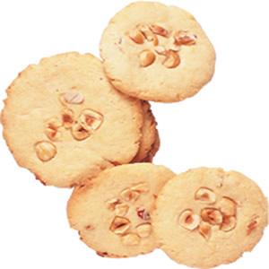 榛果玫瑰餅乾