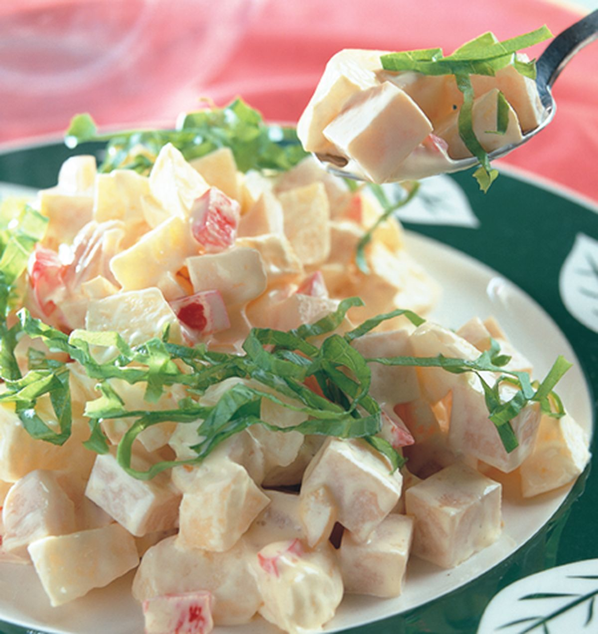 食譜:鮑魚蘋果沙拉