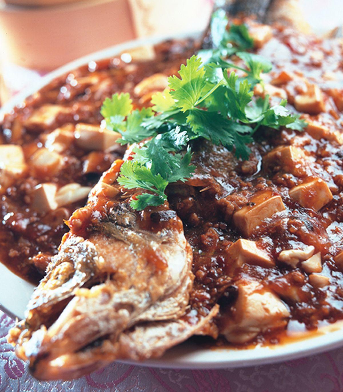 食譜:豆瓣魚
