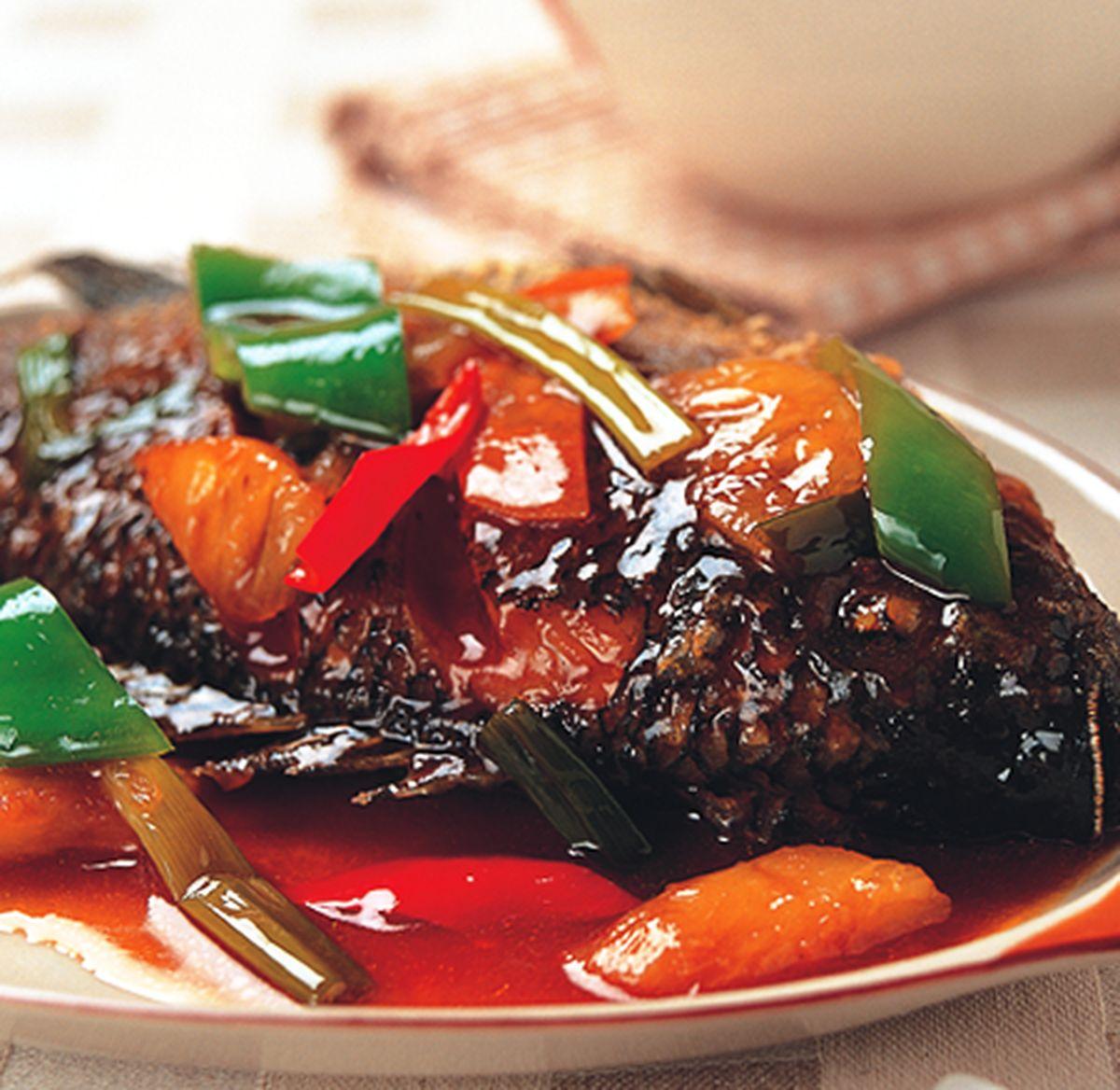 食譜:糖醋魚(2)