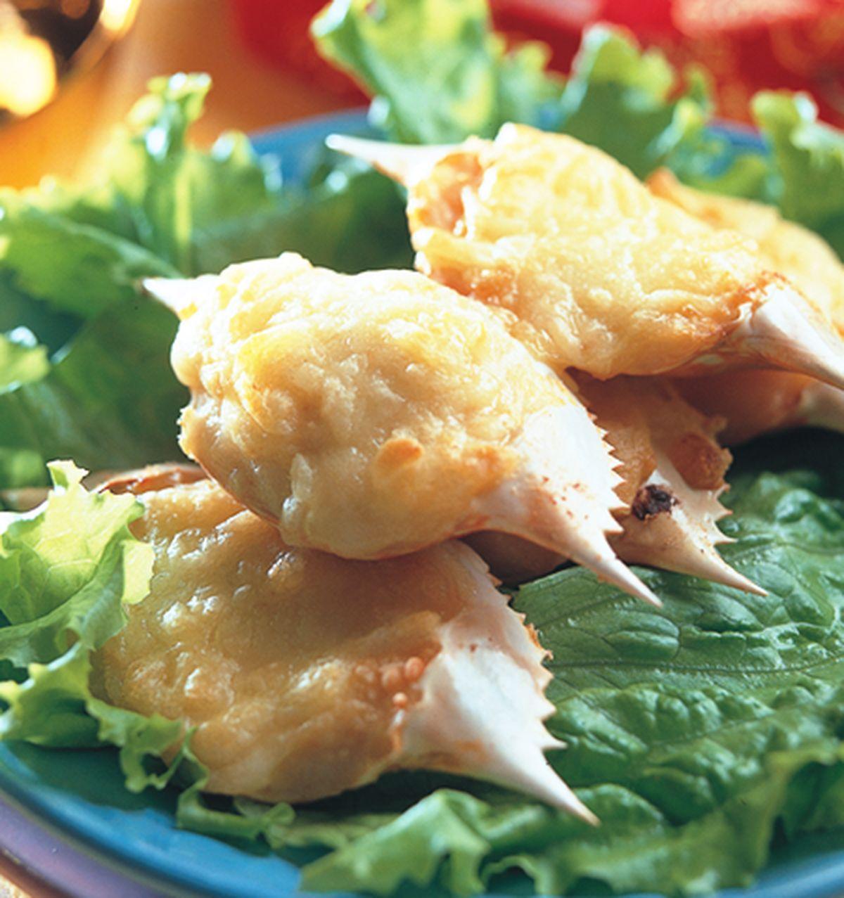 食譜:香烤蟹盒