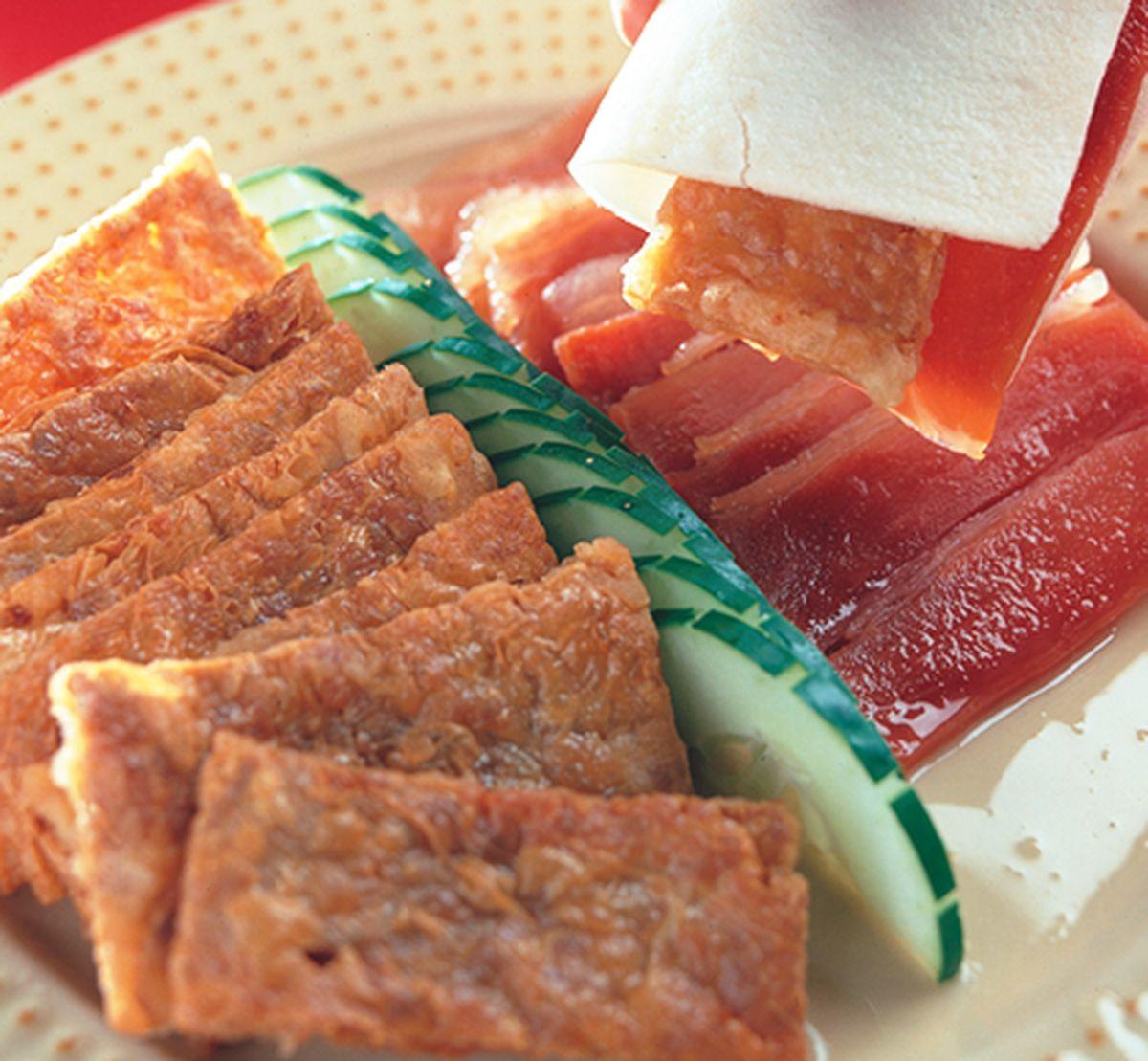 食譜:蜜汁火腿(1)